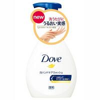 ダヴ(Dove) 薬用(殺菌・消毒) 泡ハンドケアウォッシュ(ハンドソープ) ポンプ 250ml ユニリーバ