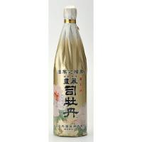 豊麗 司牡丹 純米酒