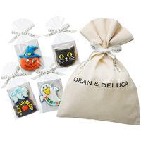 DEAN&DELUCA(ディーンアンドデルーカ) ハロウィン デコクッキーアソート 1袋(4枚入り)