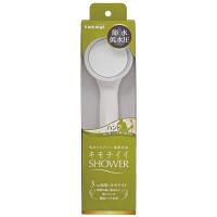 シャワーヘッド キモチイイシャワーT JSA012 タカギ 1個 (取寄品)