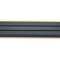 貝印 関孫六 ナイフブロックフラットタイプ(3丁差し) AB8003 1本 (取寄品)