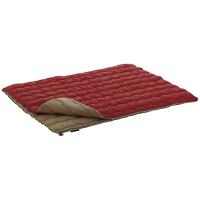 LOGOS(ロゴス) 2in1・Wサイズ丸洗い寝袋・0 72600690 1セット(2枚入り) ロゴスコーポレーション (取寄品)