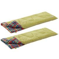 LOGOS(ロゴス) ミニバンぴったり丸洗い寝袋チェッカー・2 72600740 1個 ロゴスコーポレーション (取寄品)