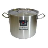 ステンレス3層底 寸銅鍋 24cm IH対応 ND-301 1個 ベストコ (取寄品)