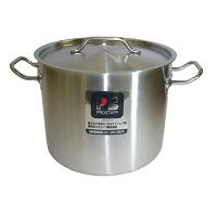 ステンレス3層底 寸銅鍋 30cm IH対応 ND-312 1個 ベストコ (取寄品)