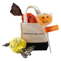 DEAN&DELUCA(ディーンアンドデルーカ) ハロウィンストライプミニスイーツバッグ 1袋 ハロウィン