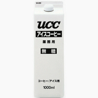 UCC 業務用アイスコーヒー 1.0L 1箱(12本入)
