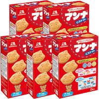森永製菓 マンナ ビスケット 86g 1セット(5個)