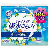 尿ケアナプキン 少量用15cc 羽なし 19cm チャームナップ 吸水さらフィ 1個(66枚) ユニ・チャーム