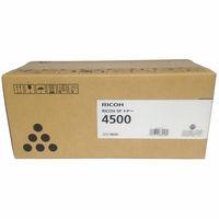 リコー レーザートナーカートリッジ RICOH SP トナー4500 600545