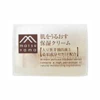松山油脂 肌をうるおす 保湿クリーム
