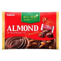 カバヤ アーモンドチョコレート 1袋