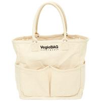 ベジバッグ Vegie bag ラフ マザーズバッグ キャンバストート