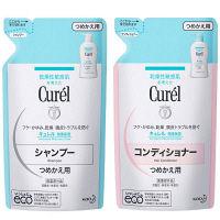 Curel(キュレル) シャンプー 詰め替え 360mL+コンディショナー 詰め替え 360mL 花王