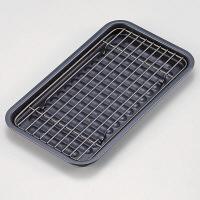 ブルーブラックコート オーブントースター用プレートアミセット H-5451 パール金属 1個 (取寄品)