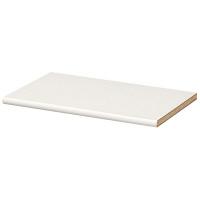 Shelfit エースラック/カラーラック 標準タイプ 追加棚板 本体幅442/865×奥行310mm用 ホワイト (取寄品)