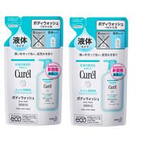 Curel(キュレル) ボディウォッシュ 詰め替え用 360mL 2個 花王