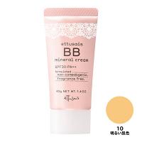 ettusais(エテュセ) BBミネラルクリーム 10明るい肌色 40g SPF30 PA++
