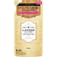 ラボン LAVONS 柔軟剤 詰め替え シャンパンムーンの香り 480ml