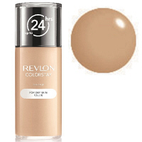 REVLON(レブロン) カラーステイ メイクアップドライ 180 Sand Beige (自然なサンドベージュ) SPF20 30mL