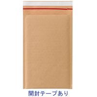 今村紙工クッション封筒 CD/DVD用 茶 無地 封緘シール付 1パック(10枚) 今村紙工