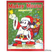ミッキーマウス アドベントカレンダー