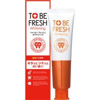TO BE WHITE(トゥービー・ホワイト) 薬用デンタルペースト(歯磨き粉) 100g ストーリア 歯磨き粉