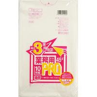 日本サニパック 業務用 プロシリーズ3層45L 特厚 PA48 1箱(300枚入)