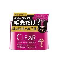 CLEAR(クリア) 美容浸透 スカルプ&ヘアマスク 170g ユニリーバ