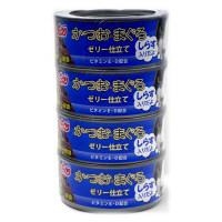 ビックリかつおまぐろしらす 4缶