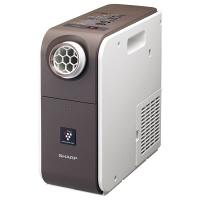 シャープ シャーププラズマクラスターイオン乾燥機 ホワイト系 DI-ED1S-W 1台