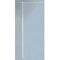 のぼり用ポール3m強風タイプ 白 サイズ:1.6〜3m のぼり屋工房
