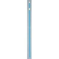 のぼり用ポール(強風タイプ) ブルー 長さ1.6〜3m 1本 のぼり屋工房