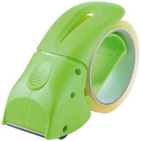 EVO テープディスペンサー(テープカッター) グリーン 1個