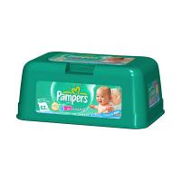 パンパース おしりふき 本体 1パック(63枚入) ふわふわシート P&G