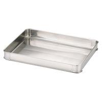 18-8餃子バット 小50 身 一段 AGY5310 大屋製作所 (取寄品)