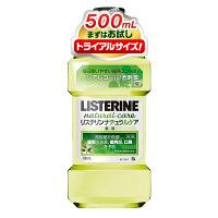 リステリン ナチュラルケア 500mL