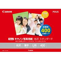 キヤノン 写真用紙・光沢スタンダード L判 SD-201L400 1冊(400枚入)