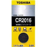 東芝 リチウムコイン電池 CR2016 1箱(5個入)