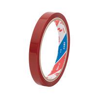 ニチバン セロテープ(着色)12mm×35m 赤 1巻 4301-12