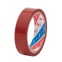 ニチバン セロテープ(着色)24mm×35m 赤 1巻 4301-24