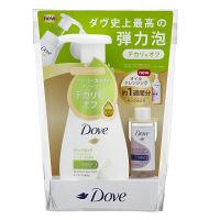 【数量限定】ダヴ(Dove) ディープピュア クリーミー泡洗顔料 160mL+オイルクレンジング20mL付き ユニリーバ