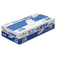 塩化ビニール使いきり手袋 ビニール極薄手(粉あり)805 M 500枚 ショーワグローブ