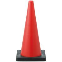 エイ・エム・ジェイ 「現場のチカラ」 コーンベット付き三角コーン 1セット(5個:1個×5)