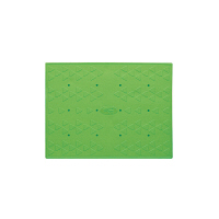 アロン化成 吸着すべり止めマットC グリーン 535-129 1セット(2枚入)
