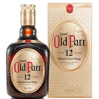 オールドパー (Old Parr) 12年 750ml