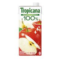 トロピカーナ100%アップル 1L 6本