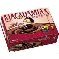 明治 マカダミアショコラデュエット 1セット(2個入)