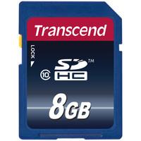 トランセンド SDHCカード 8GB Class10 ( TS8GSDHC10 )