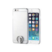 エレコム iPhone6s/6用ハードケース クリア 落下防止リング PM-A15GMCR PM-A15GMCR01CR 1個